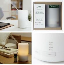 MUJI Aroma Diffuser ultrasonic waves with LED light 11SS Moma  f/s with tracking