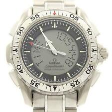Authentic OMEGA REF. 3290 50 Speedmaster x-33 TI Quartz  #260-001-489-9027