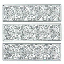 1PC DIY Cutter Rose Die cut Metal cutting Dies Stencils Scrapbooking Paper craft