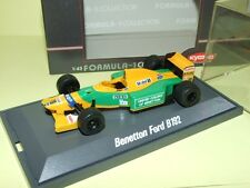 BENETTON FORD B192 1992 BRUNDLE KYOSHO