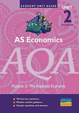 AS Economics AQA: Unit 2 module 2: The National Econom