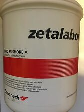 Dental Lab putty Zetalabor 2,6 kg + Indurent gel 60ml Zhermack