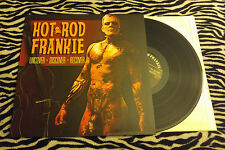 HOT ROD FRANKIE Uncover Discover Recover LP psychobilly Sweden Ultima T Meteors