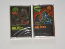 ACID WITCH Witchtanic Hellucinations & Stoned Ghost B.C. Teitanblood Inquisition