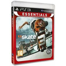 Skate 3 (ESSENTIALS) Game PS3 NUOVO di zecca