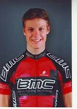 CYCLISME repro PHOTO cycliste MICHAEL SHAR équipe BMC RACING TEAM 2010