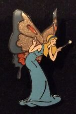 Disney Butterfly Blue the flying Mouse Fairy pin LE