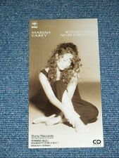 "MARIAH CAREY Japan Only 1994 NM Tall 3"" inch CD Single WITHOUT YOU"