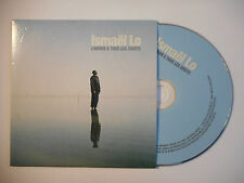 ISMAEL LO : L'AMOUR A TOUS LES DROITS ( EDIT ) ♦ CD SINGLE PORT GRATUIT ♦