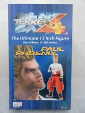 "Paul Phoenix Tekken Tag 4 Ultimate 12"" 1/6 Action Figure MIB"
