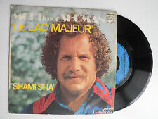 "Mortimer Shuman Single EP 7'' ""Le Lac Majeure/Shami-Sha"