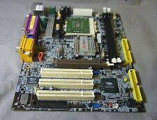 AOpen MK77MII Socket 462 Motherboard Complete With CPU & 1GB RAM