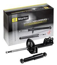 Starline Kit 4 ammortizzatori anteriori e posteriori Fiat Panda 1992-2004