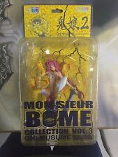Kaiyodo Mon-Sieur Bome Vol. 3 Oni-Musume She-Devil Version 2 Statue Figure.