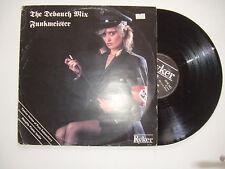 """Funkmeister-The Debauch MIx -Disco 12"""" MAXI SINGLE 45 Giri Vinile Stampa UK 1984"""
