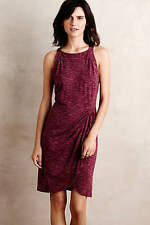 NEW ANTHROPOLOGIE Lisette Tie Waist Dress M Medium by Maeve