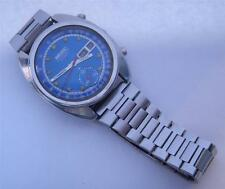 Vintage Seiko Automatic Chronograph 6139 Tachymeter Day/Date - Mens Watch