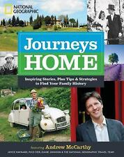 Journeys Home: Inspiring Stories, Plus Tips and Strategies to Find Your Family H