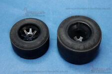 1/20 scale MFH high detail tyres ~ 1980's Good Year Slicks set of 4 in silicone