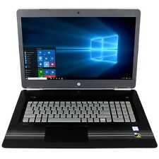 "HP 17t Laptop 17 17.3"" 1080P i5-6300HQ Quad 8GB 4GB GTX 960M AC 2x2 Backlit Key"