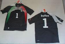 FW13 PUMA  8 anni ITALIA BUFFON MAGLIA BAMBINO PORTIERE MAGLIETTA junior SHIRT