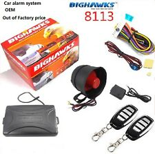 LATEST 2015 Car Alarm SYSTEM Security IMMOBILISER Remote Central Door Lock Kit