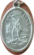 Saint St. San Elias Medal + Blessed Elias del Socorro Nieves + Mexico