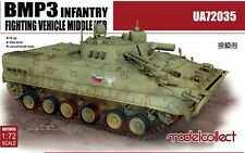 BMP3 (MIDDLE VERSION) RUSSIAN I.F.V (P.E)  MODELCOLLECT 1/72 PLASTIC KIT