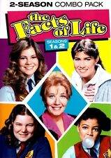 The Facts of Life - The Complete First & Second Seasons DVD 2006, 3-Disc