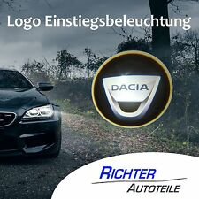LED SMD Logo Laser Light Dacia Sandero Logan Duster Lodgy Einstiegsbeleuchtung