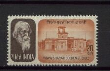 India 1971 SG#653 Visva Bharati University MNH