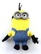 Minions Buddy KEVIN Yellow Minion with 2 Eyes Soft Plush Stuffed Animal Toy NWOT