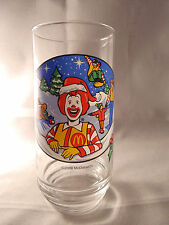 McDonald's Glass Cup
