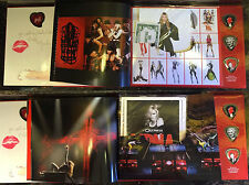 madonna limited edition tour book