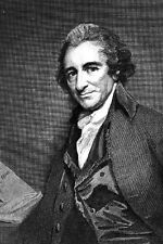 New 5x7 Photo: Writer and American Revolution Founding Father Thomas Paine