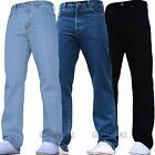BNWT NEW MENS STRAIGHT LEG WORK FARMERS MECHANICS DENIM JEANS ALL WAIST & SIZES