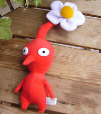 NEW ARRIVAL NINTENDO ~PIKMIN ~`RED FLOWER~~ RARE PLUSH DOLL COLLECTION RARE