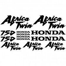 Kit Stickers Autocollants Moto - Honda africa twin 750 Réf.MOTO-059