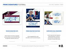 JACKSONVILLE JAGUARS 2016 PRIME SIGNATURES Football 12Box FULL Case Break #54