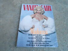 APRIL 1991 VANITY FAIR fashion magazine MADONNA
