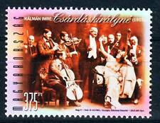 HUNGARY - 2015. 100th Anniversary of the The Gypsy Princess Music Art - MNH