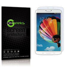 "CitiGeeks® Samsung Galaxy Tab 3 8"" Screen Protector Anti-Glare Matte [3-Pack]"