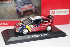 NOREV CITROEN C4 WRC ARGENTINA 2008 1/43