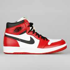 New Nike Air Jordan 1 High The Return Size 17 Chicago Black Red White Deadstock