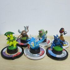 6X Nintendo Pokemon Trading Figure Game Next Quest TFG Heracross Gyarados Pinsir