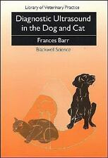 Diagnostic Ultrasound in the Dog and Cat (Library Vet Practice)