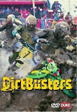 DIRTBUSTERS DVD DIRT BUSTERS Sports Brand New and Sealed Original UK Release R2