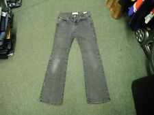 "Lee Cooper Ruby Jeans Waist 29"" Leg 31"" Black Faded Ladies Jeans"