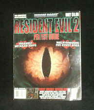 RESIDENT EVIL 2 ps1 Survival Strategy Guide by Versus Books see/read description