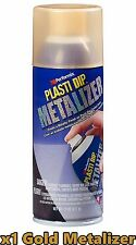 Performix 11211 Plasti Dip Enhancer Gold Metalizer Single Aerosol Spray Can 11oz